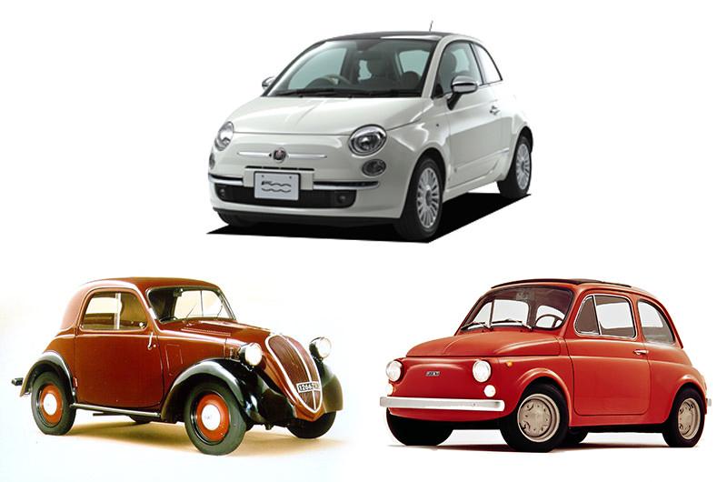 FIAT500の歴史